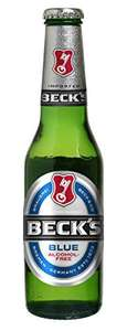Beck's blue, 24 x 275ml for £12 (£4.49 Non-Prime), delivery in a few days @ Amazon