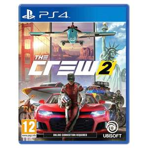 PS4 / Xbox One - The Crew 2 for £5 @ Asda
