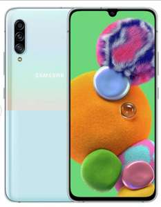 SIM Free Samsung A90 128GB 5G Mobile Phone - White Smartphone - £269 (Free Collection - Selected Stores) @ Argos