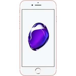 """Grade A1 Apple iPhone 7 Rose Gold 4.7"""" 32GB 4G Unlocked & SIM Free £179.97 + £4.99 shipping at Appliances Direct"""