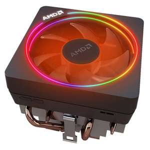 AMD Wraith Prism RGB Cooler compatible with ASUS Aura Sync £16.98 delivered at Aria PC