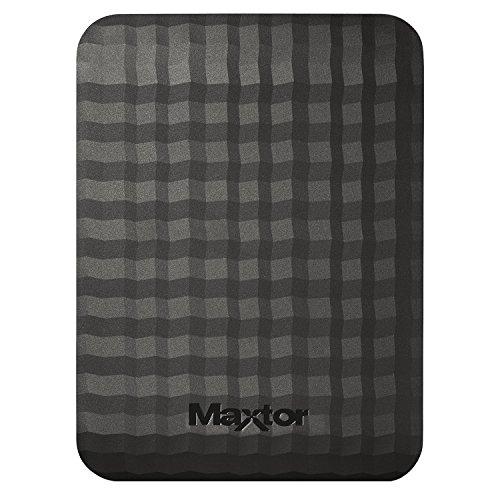 Maxtor 1TB USB 3.0 portable hard drive £41.35 delivered @ Amazon