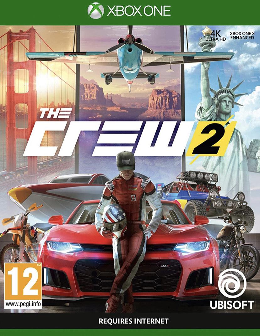 The Crew 2 Xbox One - £5 (+£2.99 Non Prime) @ Amazon