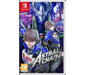 Nintendo Switch Astral Chain - £29.97 C+C @ Currys PC World