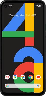 Pixel 4a 100gb 24 months - £25 p/m £19 upfront - Term £619 @ Uswitch