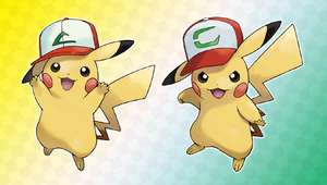 Ash Hat Pikachu available for FREE in Pokémon Sword & Shield