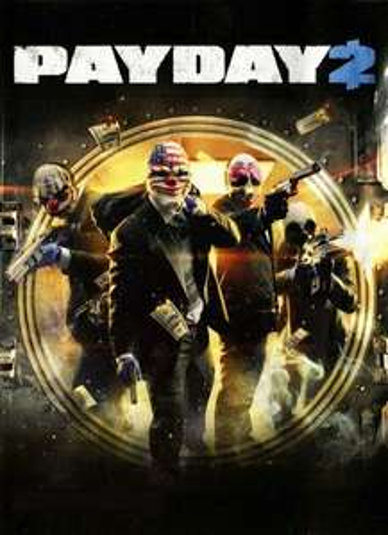 PAYDAY 2 (PC) Steam Game key @ Eneba / Best-Pick - £1.96