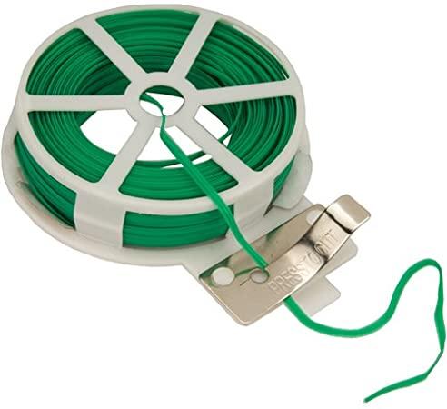 Silverline 30m Garden Tie Cord - 91p (+£4.49 Non Prime) @ Amazon