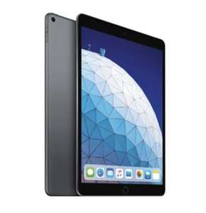 Apple iPad air 2019 64GB - £30 discount with free Griffin carry case £449 @ Scan