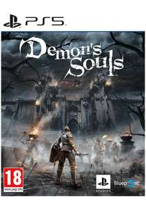 Demon's Souls / Godfall [PS5] Pre-Order - £51.74 per title @ PlayStation Network PSN US via Eneba