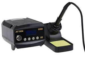 Atten AT938 Soldering Iron Station with Stand - £18.98 Prime / £23.47 Non-Prime @ Amazon
