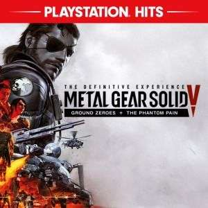 Metal Gear Solid V: The Definitive Experience £3.19 @ PlayStation Store