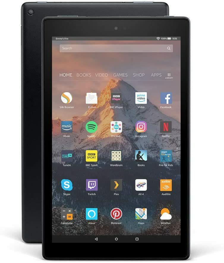 Amazon Fire HD 10 7th gen certified refurbished 32GB (Black) £75.99 for Prime Members @ Amazon