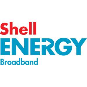 Shell Energy Broadband 35Mb Superfast Fibre £23.99/12 mth for broadband & line rental + £100 bill credit from Shell Energy