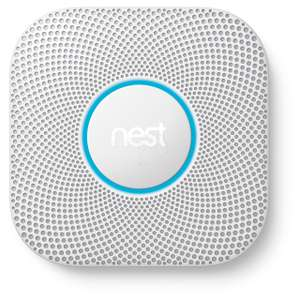 Google Nest Protect Smoke & Carbon Monoxide Alarm - Wired & Battery Versions - 2nd Gen £77.99 @ Mr Central Heating