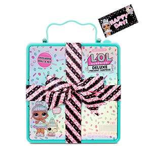 L.O.L. Surprise! Limited Edition Deluxe Present Surprise prime £23.97 Amazon