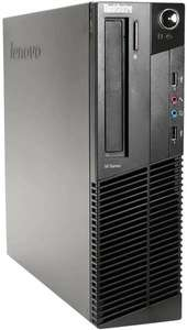 Refurbished Lenovo Thinkcentre M91P SFF / i5-2400 3.1Ghz / 320GB SSD / 4GB / Win 10 Pro £95 or £85.50 with voucher @ ITZOO