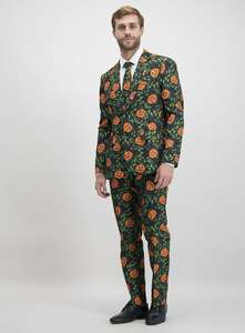 OPPOSUITS Halloween Pumpkin Suit in XL only for £39.95 click & collect @ Sainsbury's
