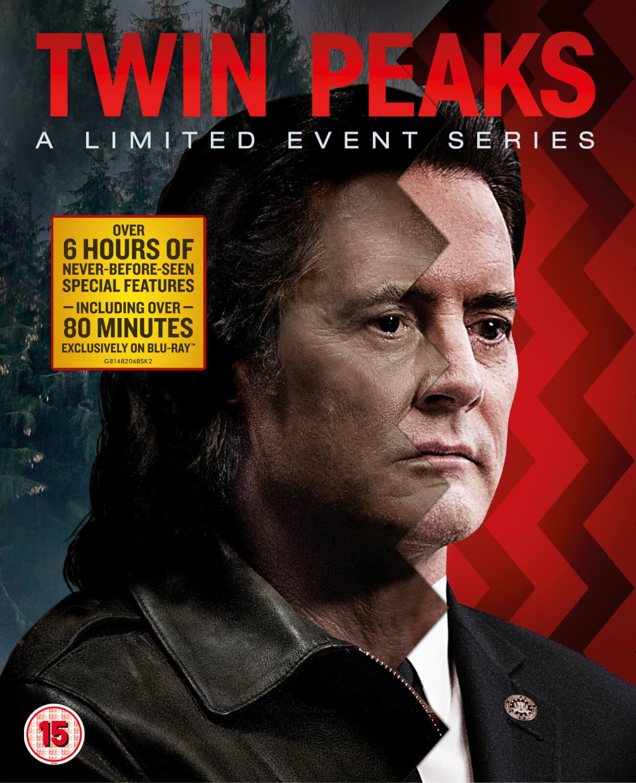 Twin Peaks Season 3 - £9.99 @ Amazon (digital purchase)