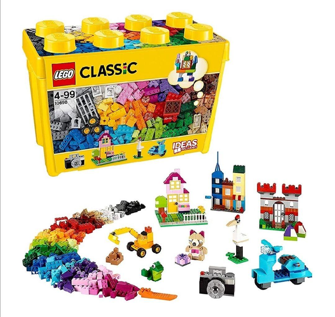 LEGO 10698 Classic Large Creative Brick Box Construction Set £25.95 @ Amazon