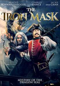 The Iron Mask hd £1.99 to buy @ Google Play