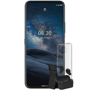 Nokia 8.3 5G Smartphone £399 with Free accessory Bundle on O2 Refresh Plan