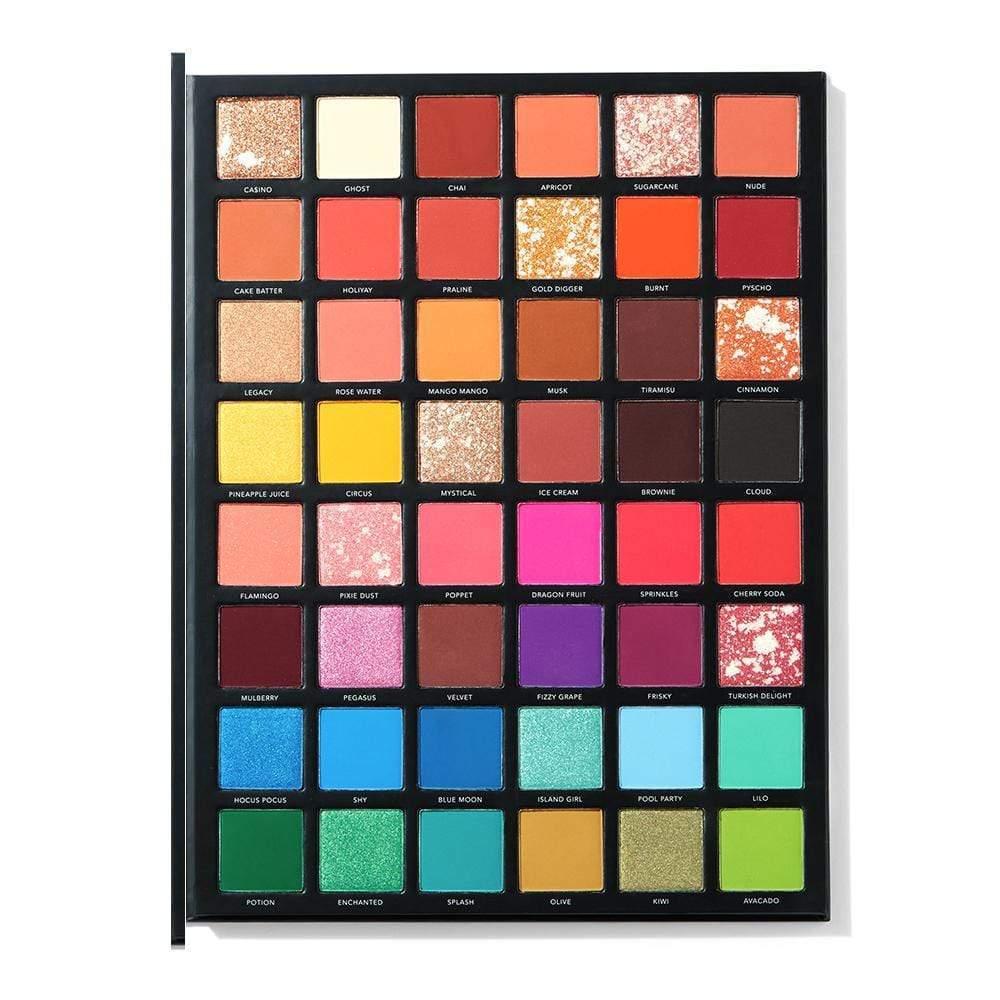 Professional Makeup Palette - The Artistry Book - LaRoc Pro £21 delivered @ Laroc