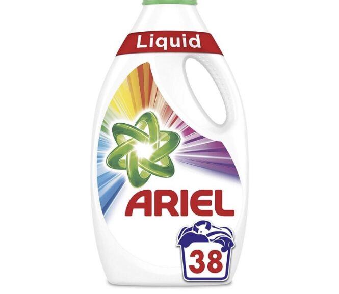 Ariel Colour Washing Liquid 1330Ml 38 Washes - £2 instore @ Asda, Mitcham