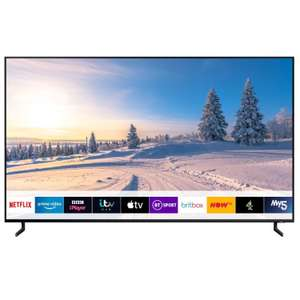 Samsung QE55Q950R 8K HDR 3000 Smart TV £1,499 delivered at Peter Tyson Audio Visual