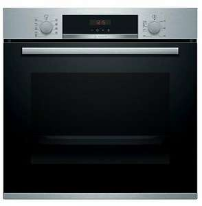 Bosch HBS573BS0B Pyrolytic Built-In Single Oven, Stainless Steel - £359.10 delivered @ Argos / eBay