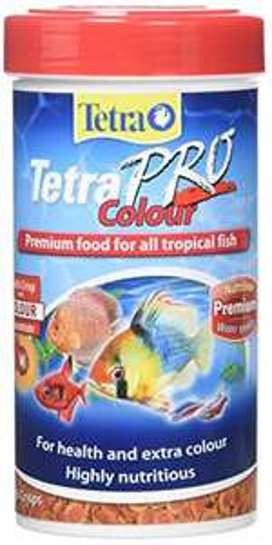 Tetra Pro Colour Fish Food 250ml - £4.45 (+£4.49 Non Prime) @ Amazon
