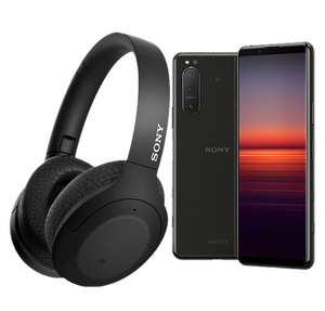 Pre order Xperia 5 II with free Sony WH-H910N £799 from Xperia official partner website