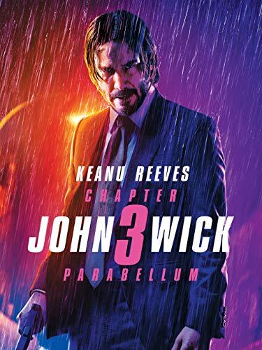 John Wick: Chapter 3 – Parabellum HD Rental £1.99 / Buy £3.99 @ Amazon Prime Video