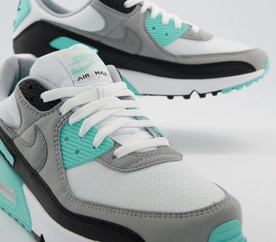 Men's Nike Air Max 90 OG Volt Turquoise On sale for £70 Delivered @ Office