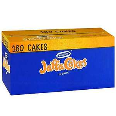 McVities Jaffa Cakes - 97p @ Costco Derby