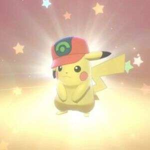 Hoenn Cap Pikachu available for FREE with code @ Pokémon Sword & Shield