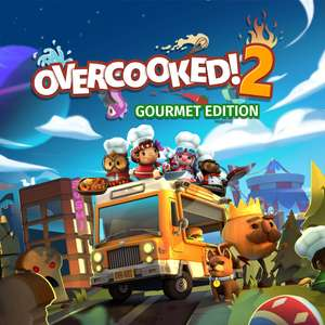 Overcooked 2 ! Gourmet edition sold - £21.36 @ Steam Store