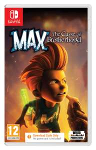 Max: Curse of Brotherhood (Nintendo Switch Digital Download) £5.85 @ Shopto