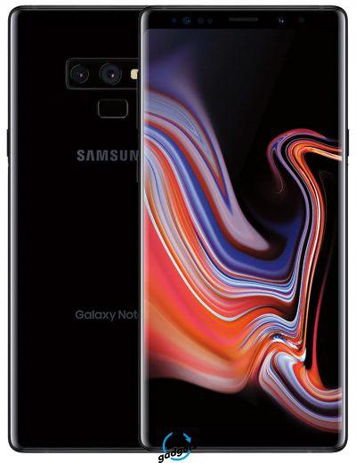 Samsung Galaxy Note 9 512GB 8GB Black / Blue Smartphone - Good Condition £289.99 / VGC £299.99 / 128GB £259.99 With Code @ 4Gadgets