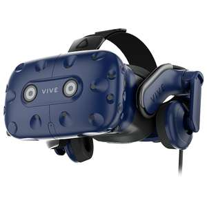 HTC VIVE Pro VR Headset (Headset Only) £249.99 (+£4.99 Delivery) @ Game