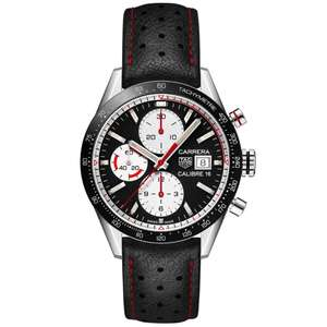 TAG HEUER CARRERA 41MM Watch £2,300 at Lister Horsfall