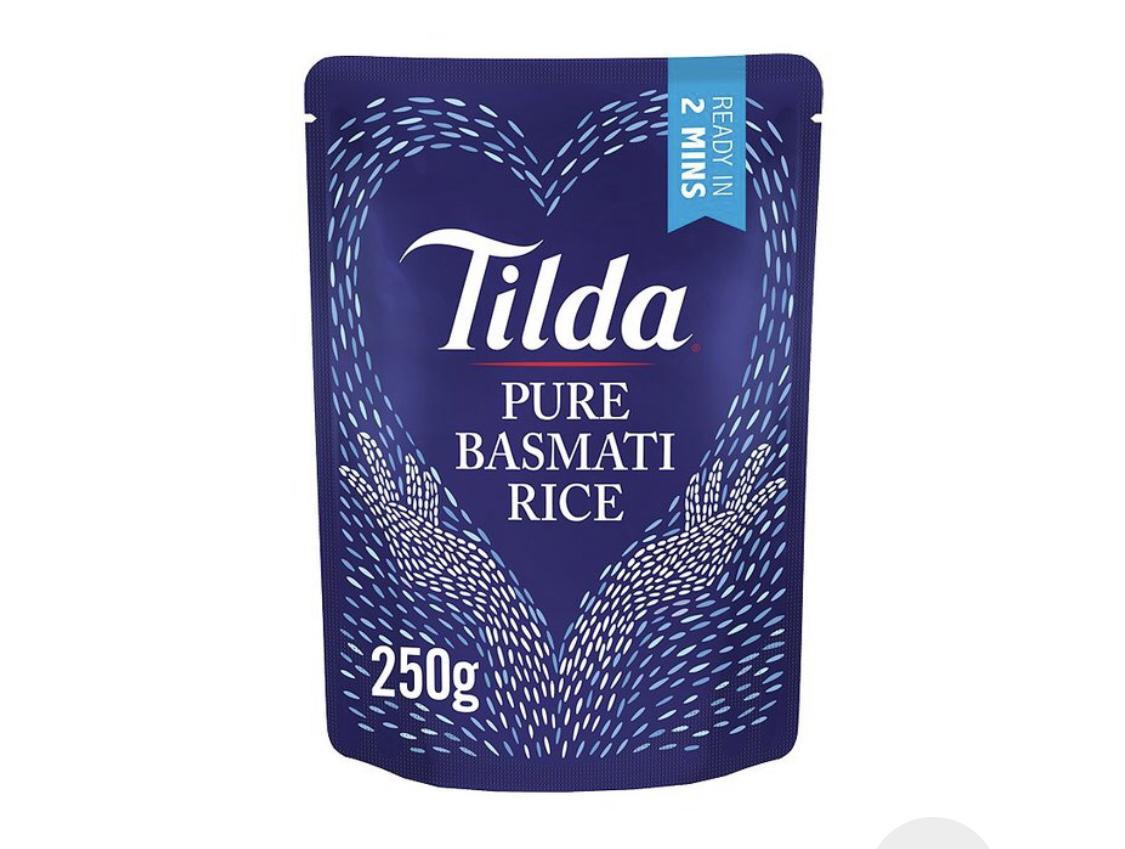 Tilda Rice 99p at Morrisons