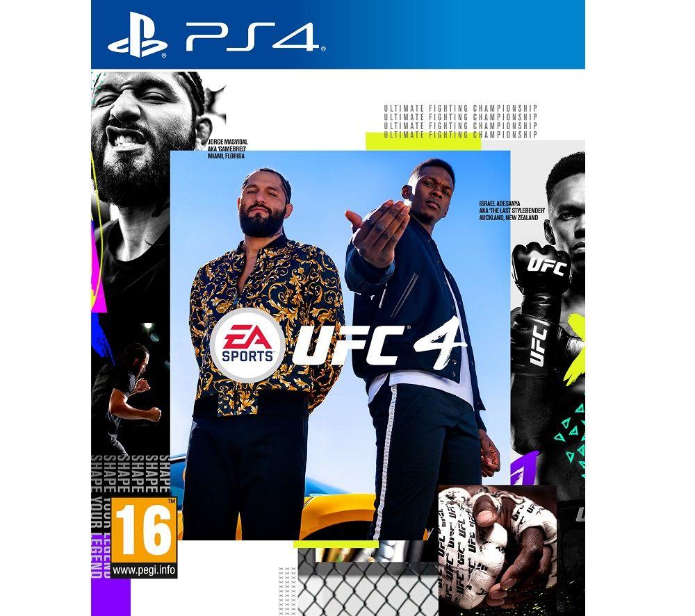 EA Sports UFC 4 PS4 £35.99 @ Currys