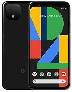 Google Pixel 4 - 64GB Black - £449 (£404.10 with code and BNPL) @ Very