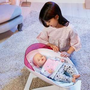 Baby Annabell Sweet Dreams Rocker £27.99 (Free click & collect) @ Smyths