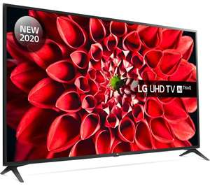 """LG 75UN71006LC 75"""" Smart 4K Ultra HD HDR LED TV with Freeview / Freesat, built-in Google Assistant & Alexa - £899 delivered @ Currys"""