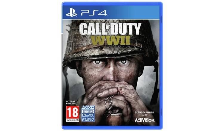 PS4 Call of Duty WW2 £5 instore at ASDA Talbot Green (South Wales)