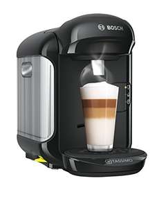 Bosch TAS1402 Tassimo Vivy 2 Coffee Machine, 1300 Watt, 0.7 Litre - Black £33.19 delivered @ Amazon Spain