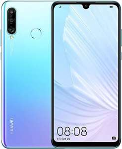Huawei P30 Lite 6GB+256GB Breathing Crystal, EE B Used Condition Smartphone - £145 Delivered @ CeX