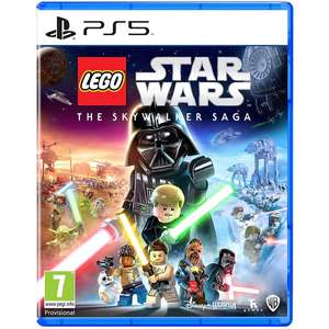 Lego Star Wars The Skywalker Saga (PS5 and Xbox Series X) Pre order - £37.99 @ 365 Games